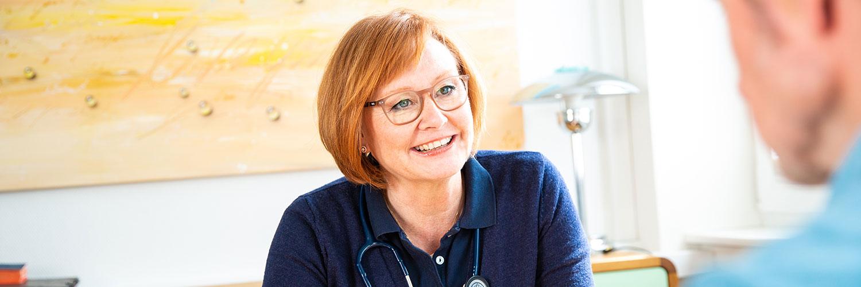 Hausarzt Wedel - Haatanen - Behandlung