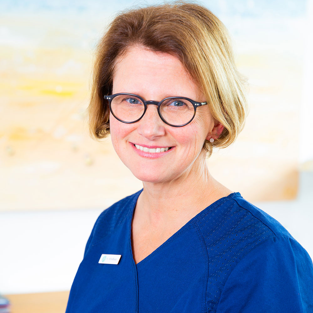 Hausarzt Wedel - Dr. Haatanen - Team - Marion Windhaus